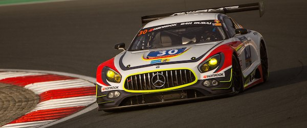 OC'S MERCEDES AMG GT3: FIRST DRIVE